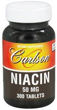 Typical Niacin B3 supplement that is 50 mg and the flushing kind.